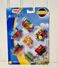 Thomas & Friends Fisher-Price MINIS, 7-Pack NEW FREE SHIPPING!