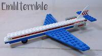 CARAVELLE PLANE ° LEGO LEGOLAND AIRPORT ° 687 ° AEREO ANNO 1973