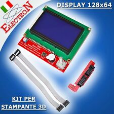 Display 128x64 Reprap Mendel Prusa Ramps CNC LCD 3D Printer Stampante Arduino