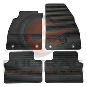 2011-2013 Buick Regal GM Front & Rear Premium All Weather Floor Mats 22759945