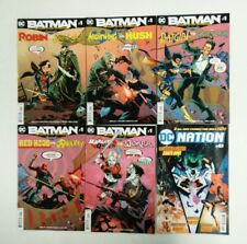BATMAN PRELUDE TO THE WEDDING Part #1 2 3 4 5 COMPLETE SET NM + DC NATION #0