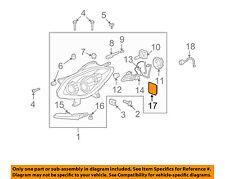 Buick GM OEM 08-15 Enclave Headlight Head light lamp-Control Module 15906514