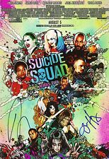"~~ Jay Hernandez +1 handsignierte ""Diablo-Suicide Squad Poster"" 11x17 Foto ~~"