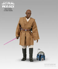 Sideshow Star Wars Exclusive Mace Windu 12 inch figure