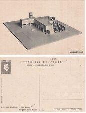 # ROMA - GUF1935-LITTORIALI DELL'ARTE PROGETTO CASA RURALE di GASTONE SIMBOLOTTI