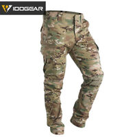 IDOGEAR Tactical Camo Pants GL Army Pants Military Trousers Hunting Combat Gear