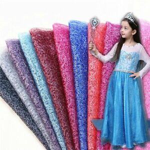 Tulle Roll Paper Spool Shinning Ribbon Wedding Decoration DYI Craft Accessories