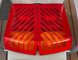 NISSAN 1986-90 EXA N13 PULSAR COUPE GENUINE KOITO COMPETE RHS-LHS TAIL-LIGHTS!!