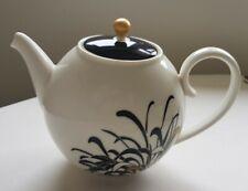 More details for denby monsoon chrysanthemum teapot