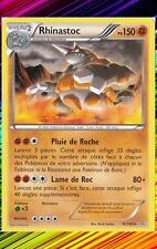 Rhinastoc - XY5:Primo Choc - 76/160 - Carte Pokemon Neuve Française