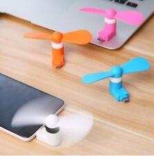 USB Mini Ventilateur Électrique Pour Portable iphone 4,5,6,etcc