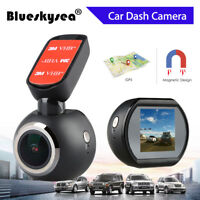 Blueskysea mini Q1 GPS WiFi Car Dash Cam FHD 1080P Night Vision 170° SONY IMX323