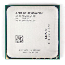 AMD A8-3870K CPU A8-Series Quad-Core 3.0 GHz 4M Socket FM1 Processor