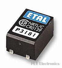 Etal P3181 Transformador de aislamiento, igualación de línea 100 µA