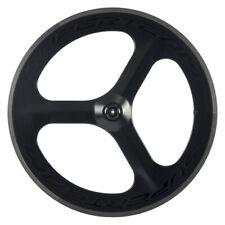 700C Front Tri Spoke Carbon Wheel Superteam Clincher Wheels Road Bike Race Wheel