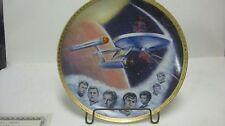 Star Trek USS Enterprise Collectible Plate 1983 Limited Edition #2346       pl11