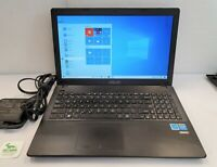 "ASUS X551M 15.6"" HD Laptop Celeron N2830 2.1GHZ 8GB RAM 250GB HDD Win 10 Home"