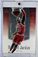 2004-05 Upper Deck SP Signature Edition Michael Jordan #12, Chicago Bulls