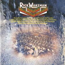"RICK WAKEMAN ""JOURNEY TO THE CENTRE OF THE EARTH""  lp sealed"