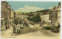 West Street Bridport Dorset Dearden & Wade 1854 Postcard, C023