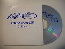 MELGROOVE : ALBUM SAMPLER (5 TITRES) [ CD SINGLE ]