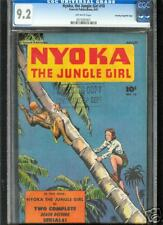 Nyoka, the Jungle Girl #10  CGC  9.2  NM-  Universal CGC #0074365001
