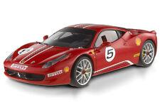 Ferrari 458 Italia Challenge Red Elite Edition 1 18 Model X5486 Hot Wheels