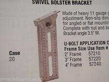"BOAT TRAILER BRACKET BUNK BOLSTER 55310 SEACHOICE 8"" TRAILER PARTS EBAY MARINE"