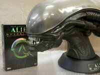 Big size Alien Head & DVD for Alien 25th Anniversary Ultimate Collection.