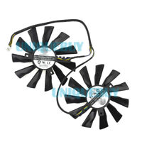 For MSI GTX780Ti/780/760/750Ti R9 290X/290/280X/280/270X 4pin Graphics fan 95mm