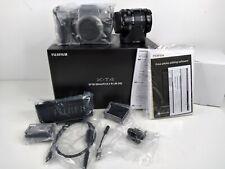 Fujifilm X-T4 Mirrorless Camera Silver XF 18-55mm f/2.8-4 R LM OIS 26.1MP kit