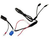 KFZ Radio AUX Line In Adapter Kabel Mini ISO iPhone 6 Stecker für VW Beta T4