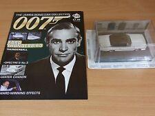 Eaglemoss James Bond 007 EDIZIONE 111 FORD THUNDERBIRD ottime condizioni