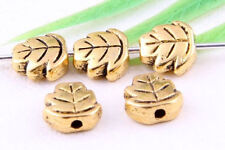 42pcs Tibetan Silver 4-Hole Pretty Spacer Beads 18x8mm Lead-free