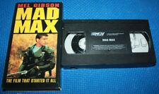 VHS Movie: Mad Max Starring Mel Gibson