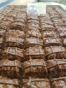 500 gr SCHOKOLADE BAKLAVA (AKDENIZ BAKERY SINCE 1997)