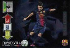 Champions League 2012-13 Adrenalyn XL Limited Card David Villa