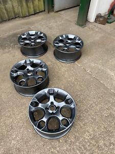 ford fiesta zetec s 17 alloy wheels Fresh Refurb