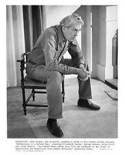 JOHN HUSTON on set still REFLECTIONS IN A GOLDEN EYE - (g359)