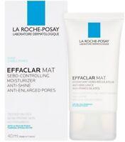 La Roche Posay Effaclar Mat Moisturizer Reduce Pores & Sebum Flow Oily Acne Skin