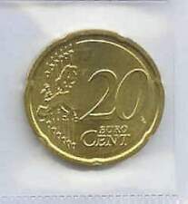 Luxemburg 2004 UNC 20 cent : Standaard