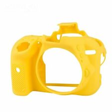Camera Protection for Nikon D5300 D 5300 Camera Silicone Skin Case Yellow Yellow