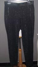 ° MAJE °- Pantalon legging noir modèle REAGAN Taille 40