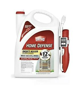 Ortho Home Defense Insect Killer For Indoor And Perimeter With Comfort Wand 1.33