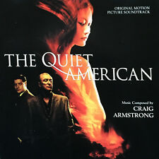 "CRAIG ARMSTRONG - "" THE QUIET AMERICAN "" - CD - NEUWERTIG - 2002"