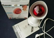 infrared light therapy SilverCrest With a Philips Infrared Light Bulb 100W
