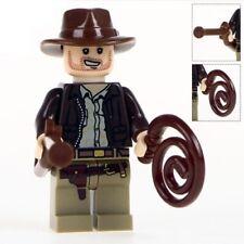 G3 - Indiana Jones - Custom Minifigure Gashapon MOC LEGO - Nuovo in Blister
