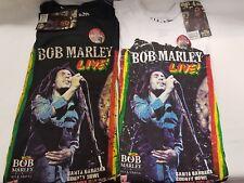 Men's Billabong Bob Marley Gissop T Shirt Top