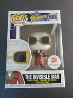 Funko Pop The Invisible Man #608 Walgreens Exclusive