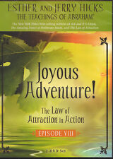 Abraham-Hicks Esther 2 DVD Joyous Adventure Law of Attraction In Action #8
